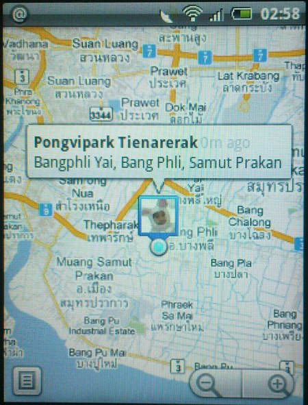 gps, google map